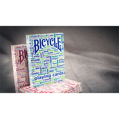 Bicycle Table Talk Deck (6 units)  by US Playing Card Co. - Trick