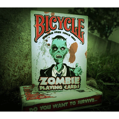 Bicycle Zombie Deck by USPCC - Trick