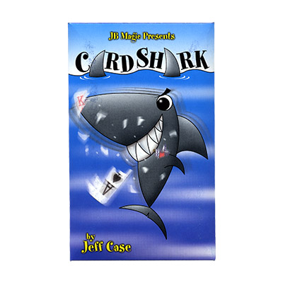 Card Shark by Jeff Case and JB Magic - Trick