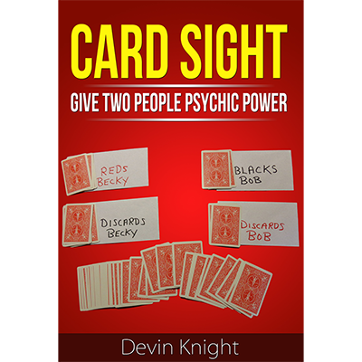 Card Sight by Devin Knight - Trick