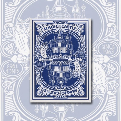 Magic Castle Cards (Blue)