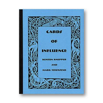Cards Of Influence - Kenton Knepper - Libro de Magia
