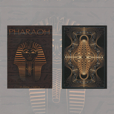 Pharaoh Deck (Out of Print) by Collectable Playing Cards - Trick