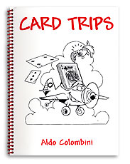 Card Trips book Aldo Colombini