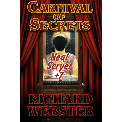 Carnival of Secrets by Neale Scryer - Book