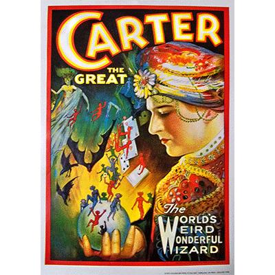 Carter Poster (weird)- Trick