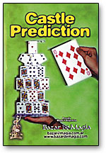 Castle Prediction by Bazar de Magia - Trick