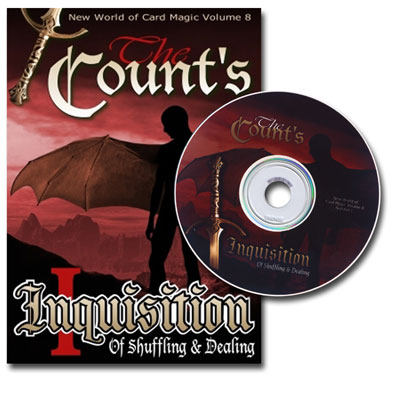 Counts Inquisition of Shuffling and Dealing: Volume One by The Magic Depot - Trick