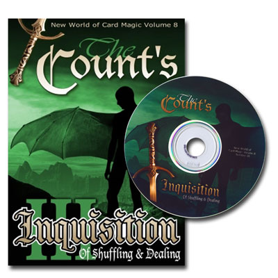 Counts Inquisition of Shuffling & Dealing: # Three - The Magic Depot