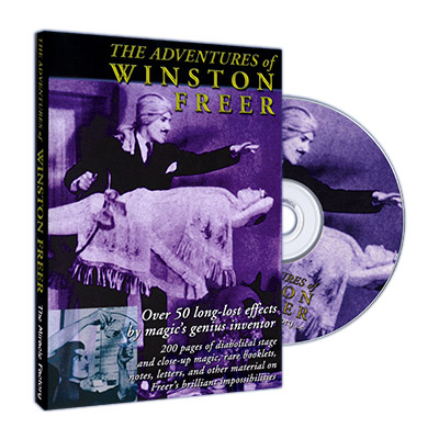 The Adventures of Winston Freer CD by Miracle Factory - Trick