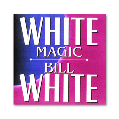 CD White Magic by Bill White