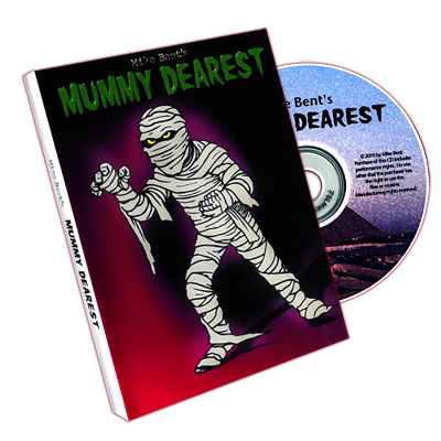 Mummy Dearest by Mike Bent - CD