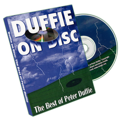 Duffie On Disc: The Best Of Peter Duffie (CD-ROM) - Trick