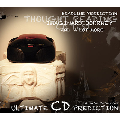 CD Prediction by Will Tsai and SansMinds - Trick