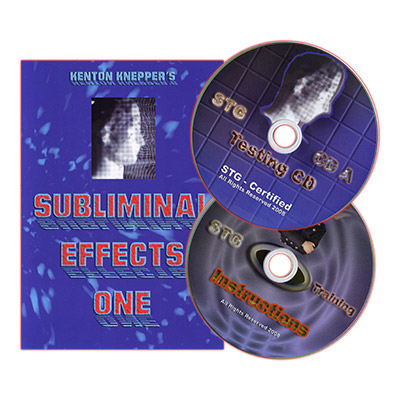 Subliminal Effects (CD Set) - Kenton Knepper