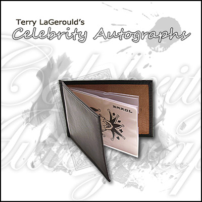 Celebrity Autographs by Terry LaGerould