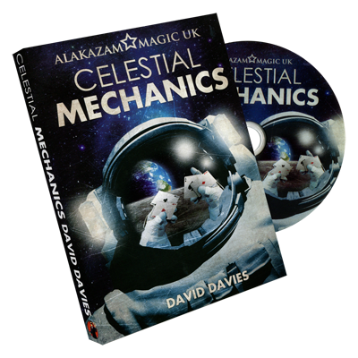 Celestial Mechanics - Dave Davies & Alakazam Magic - DVD