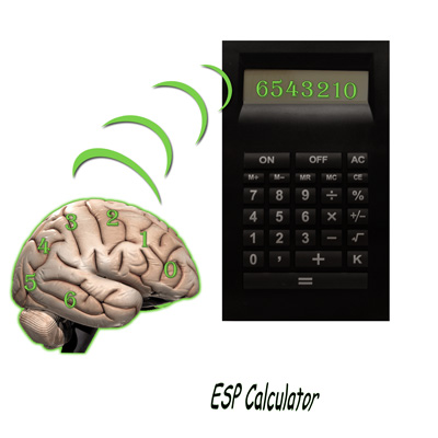 Cesaral ESP Calculator by Cesar Alonso (Cesaral Magic) - Trick