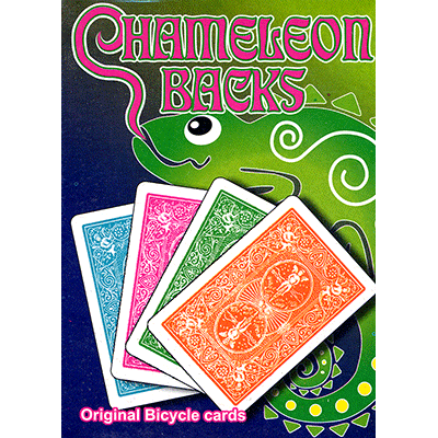 Chameleon Backs by Vincenzo Di Fatta - Trick