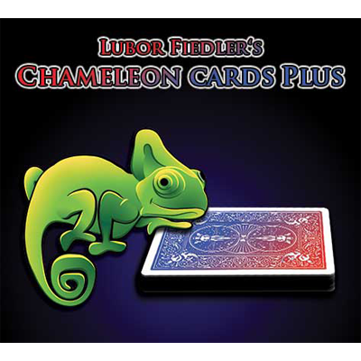 Chameleon Cards Plus by Magic Studio 2000 - Trick