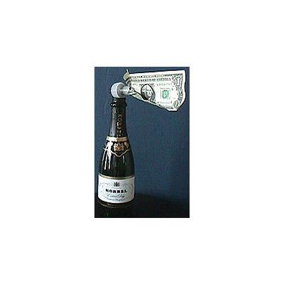 Champagne Surprise trick