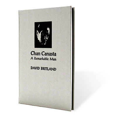 Chan Canasta - A Remarkable Man Vol. 1 by David Britland-  Book
