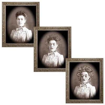 Changing Portrait - Aunt Madeline by Eddie Allen - Trick