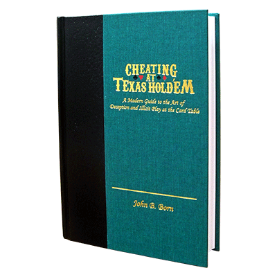 Cheating At Texas Holdem by John Born - Book