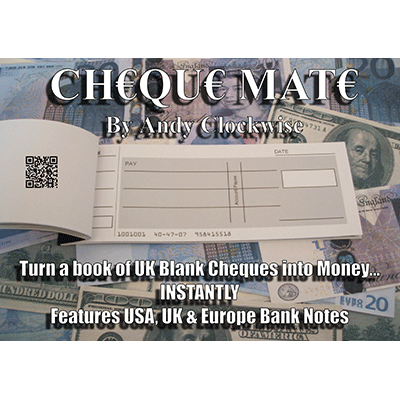 Cheque Mate by Andy Clockwise - Trick