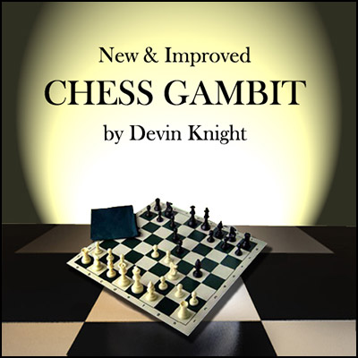 Chess Gambit by Devin Knight and Al Mann - Trick