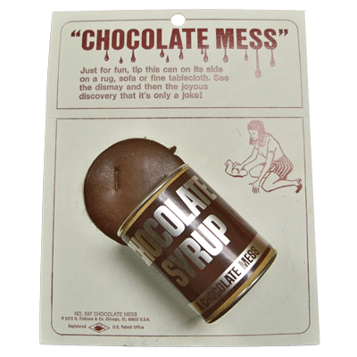 Chocolate Mess by Fun Inc.