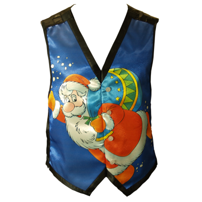 Christmas Color Change Vest (M) by Lee Alex - Trick