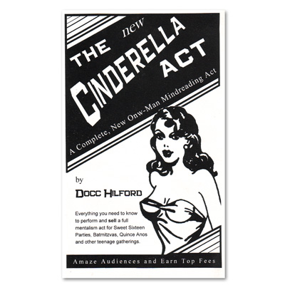 The Cinderella Act by Docc Hilford - Trick
