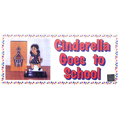 Cinderella Goes To School - Trick
