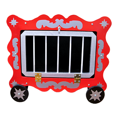Circus Wagon (Pro Model) - Trick