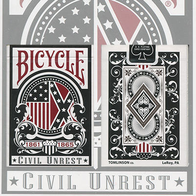 Civil Unrest Deck Limited ed. by USPCC - Trick