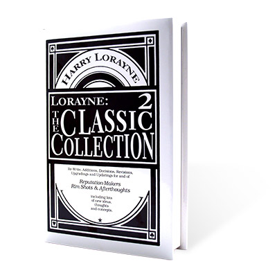 Lorayne: The Classic Collection Vol. 2 by Harry Loryane - Book