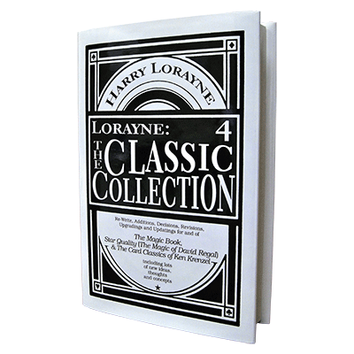 Lorayne: The Classic Collection Vol. 4 - Harry Lorayne