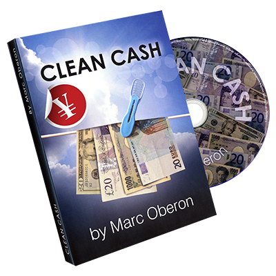 Clean Cash (Japan-Yen)by Marc Oberon