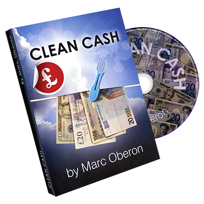 Clean Cash (U.K.)by Marc Oberon - Trick
