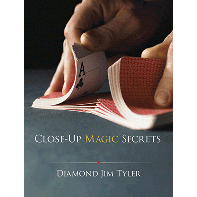 Close-Up Magic Secrets by Dover Publications - Book