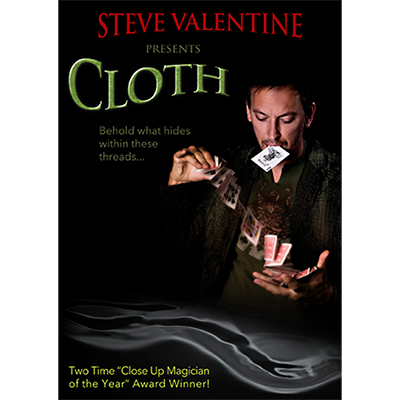 CLOTH by Steve Valentine - Trick