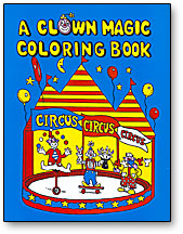 Clown Coloring Book Haines