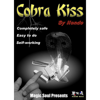 Cobra Kiss by Hondo and Magic Soul - Trick