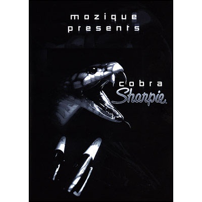 Cobra Sharpie by Mozique and Alakazam - Trick