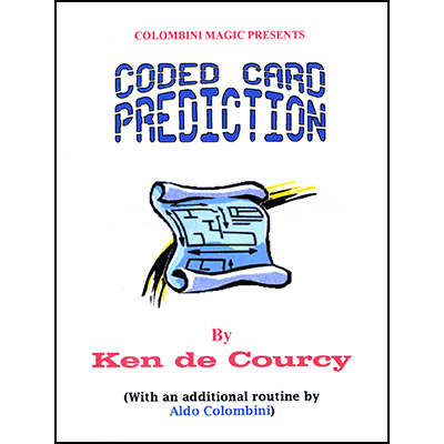 Coded Card Prediction by Ken de Courcy
