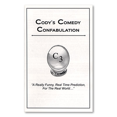 Cody's Comedy Confabulation by Cody Fisher - Book