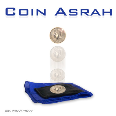 Coin Asrah by Sorcery Manufacturing - Trick