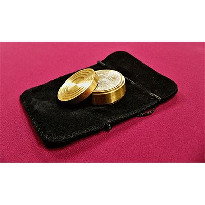 Duvivier Coin Box (Half Dollar)