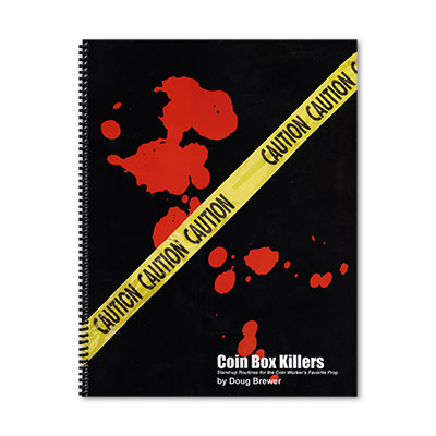 Coin Box Killers by Doug Brewer - Book